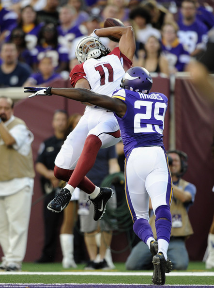 Image result for vikings cardinals xavier rhodes