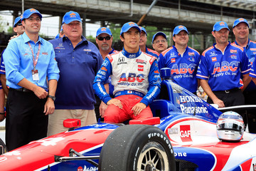 Larry Foyt Indianapolis 500: Qualifying