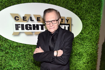 Larry King Muhammad Ali's Celebrity Fight Night XXIII - Red Carpet