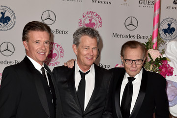 Larry King 2014 Carousel of Hope Ball Presented by Mercedes-Benz - VIP Reception