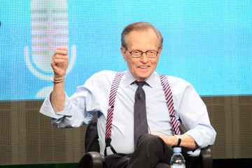 Larry King 2012 Summer TCA Tour - Day 11