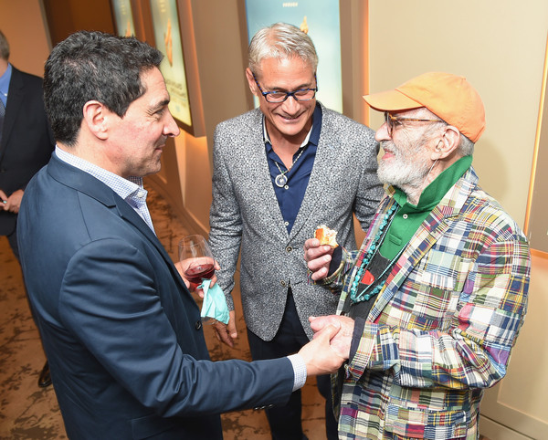 Guests Attend the 'Back On Board: Greg Louganis' New York Premiere