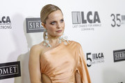 Mena Suvari attends the Last Chance for Animals' 35th anniversary gala at The Beverly Hilton Hotel on October 19, 2019 in Beverly Hills, California.