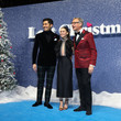 Paul Feig and Henry Golding