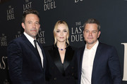 The Last Duel New York Premiere