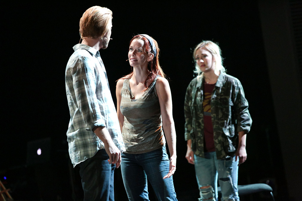 Annie wersching in the last of us one night live reading - Who was in my room last night live ...
