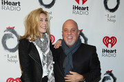 Billy Joel and Alexis Roderick attend the opening night of 'The Last Ship' on Broadway at The Neil Simon Theatre on October 26, 2014 in New York City.