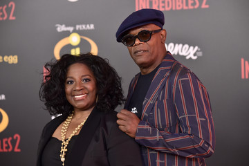 "Latanya Richardson Premiere Of Disney And Pixar's ""Incredibles 2"" - Arrivals"