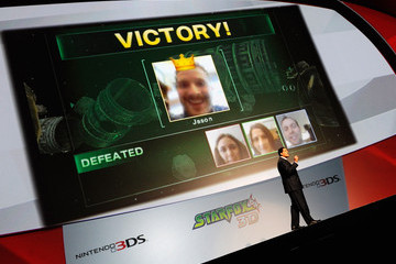 Reggie Fils-Aime Latest Electronic Games Debut At E3 Expo