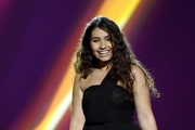 Alessia Cara performs during the Latin Recording Academy's 2019 Person of the Year gala honoring Juanes at the Premier Ballroom at MGM Grand Hotel & Casino on November 13, 2019 in Las Vegas, Nevada.