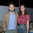 Adam Scott and Naomi Scott Photos