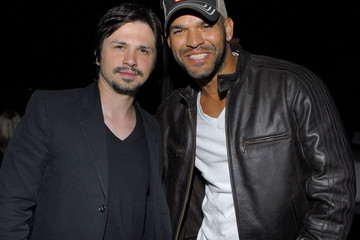 Amaury Nolasco Launch Party For The New BlackBerry Curve - Inside