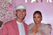 Shay Mitchell and Patrick Ta Photos Photo