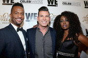 David Tutera and Montre Burton Photos Photo
