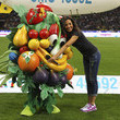 Laura Barriales Zanetti And Friends Match For Expo 2015