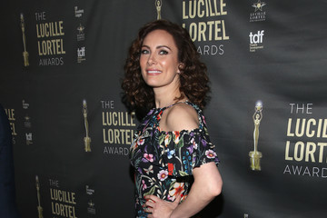 Laura Benanti 33rd Annual Lucille Lortel Awards - Arrivals