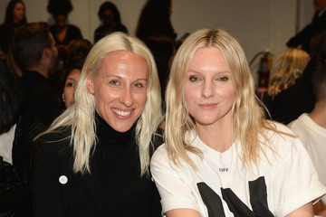 Laura Brown Dion Lee - Front Row - February 2017 - New York Fashion Week: The Shows