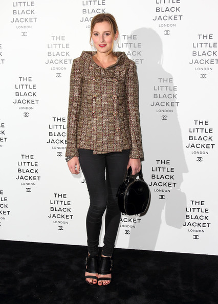 Laura Carmichael - Chanel: The Little Black Jacket - Private View
