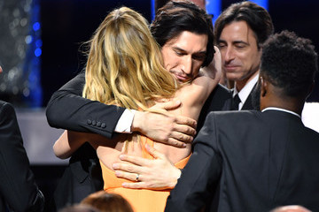 Laura Dern Adam Driver 25th Annual Critics' Choice Awards - Show
