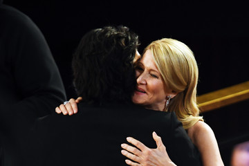 Laura Dern Adam Driver 92nd Annual Academy Awards - Show