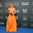 Laura Dern 25th Annual Critics' Choice Awards - Press Room