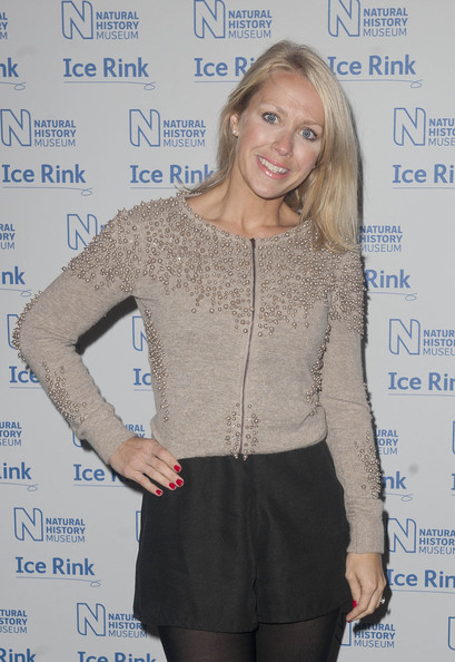 Natural History Museum Ice Rink - Launch Event