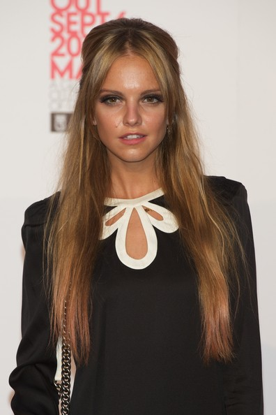 Laura Hayden - Vogue Fashion Night Out Madrid 2012