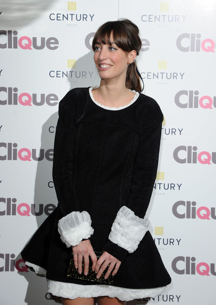 Laura Jackson - Arrivals at the Clique Magazine Launch Party