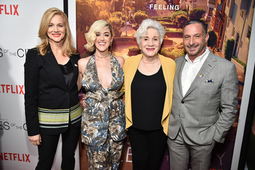 Laura Linney Alan Poul 'Tales Of The City' New York Premiere