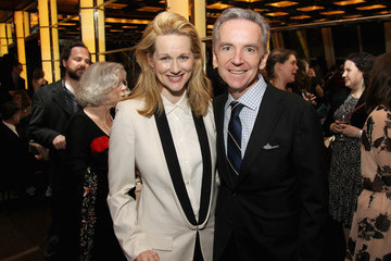 Laura Linney James Houghton 31st Annual Lucille Lortel Awards - After Party
