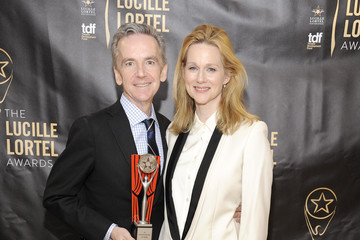 Laura Linney James Houghton 31st Annual Lucille Lortel Awards - Press Room