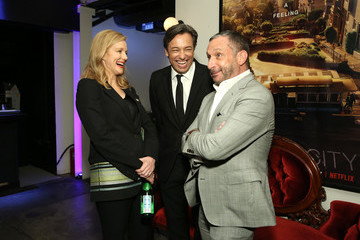 """Laura Linney Marc Schauer Netflix's """"Tales of the City"""" New York Premiere"""
