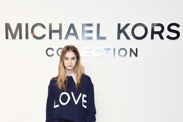 Laura Love Michael Kors Collection Fall 2017 Runway Show - Front Row