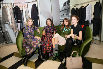 Laura Luchetti Prada Hosts A Cocktail Reception To Present The Resort 2018 Collection In Its Rome Stores