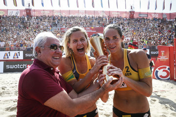 Laura Ludwig FIVB Beach Volleyball World Championships - Day 9