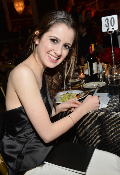 Laura Marano - The 2014 UNICEF Ball Presented By Baccarat - Inside