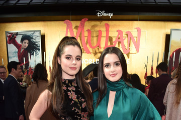 "Laura Marano Los Angeles World Premiere Of Disney's ""Mulan"""