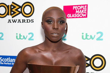 Laura Mvula MOBO Awards 2016 - Red Carpet Arrivals