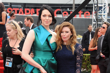 Laura Prepon 66th Annual Primetime Emmy Awards - TheWrap Executive Arrivals