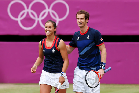 Laura Robson Photos Photos - Olympics Day 8 - Tennis - Zimbio