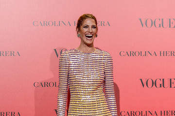 Laura Sanchez Vogue 30th Anniversary Party In Madrid