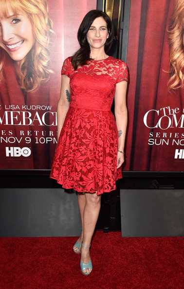 Laura silverman pictures premiere of hbo 39 s the comeback for Laura silverman
