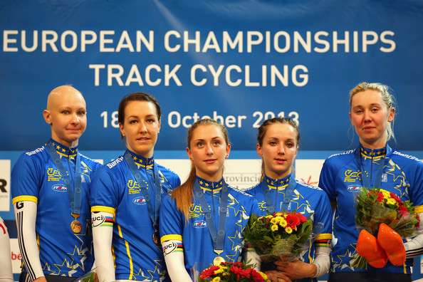 European Elite Track Championships: Day 1