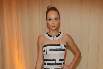 Laura Vandervoort Elton John AIDS Foundation Oscar Viewing Party — Part 5