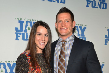 "Laura Weatherford 8th Annual Tom Coughlin ""Champions For Children"" Gala"