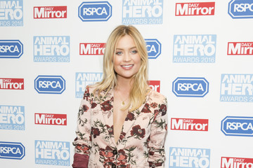 Laura Whitmore Daily Mirror and RSPCA Animal Hero Awards - Red Carpet Arrivals