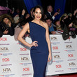 Laura Wright National Television Awards 2019 - Red Carpet Arrivals