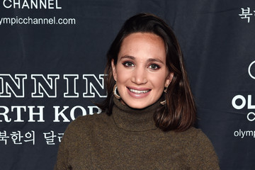 Laura Wright 'Running in North Korea' World Premiere - Arrivals
