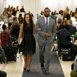 Lauran Tuck Off the Field Players' Wives Charitable Fashion Show