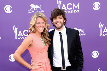 Lauren Akins 48th Annual Academy Of Country Music Awards - Arrivals